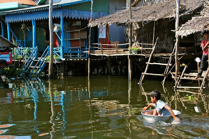 Kompong Phluk und Tonle Sap Lake Sunset Tour
