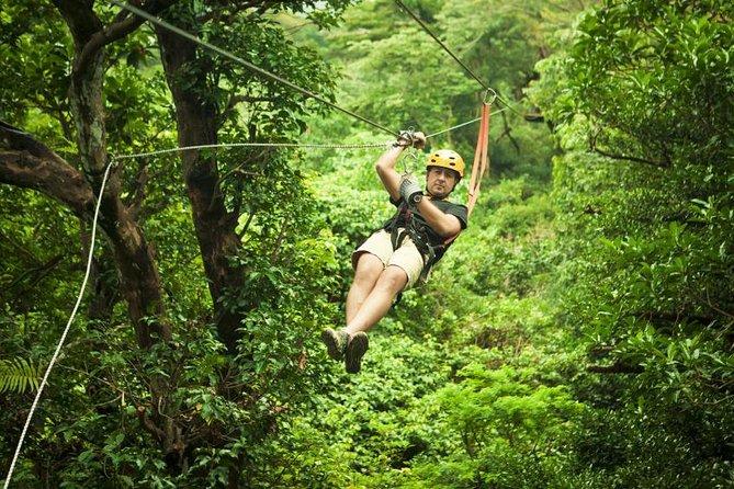 Zipline from San Juan
