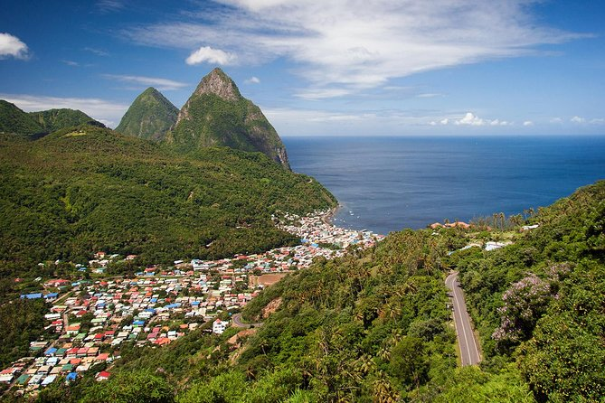 Time Travelers Private Half-Day Tour of St. Lucia