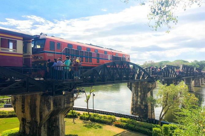 Private Tour : Kanchanaburi and the River Kwai