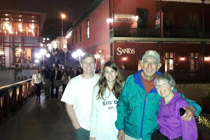 Night tour, Barranco