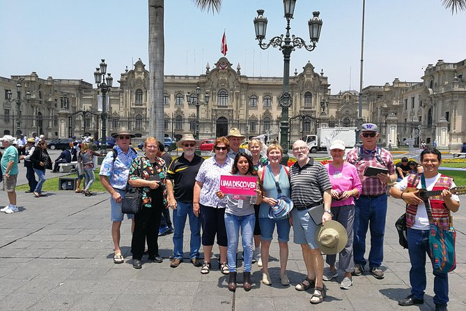 Lima City Tour from the Port of Callao For Cruises