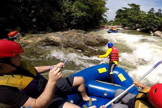 Rafting, ATV and Ziplining Adventure in Phangnga