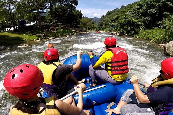 Rafting and ATV Adventure in Phangnga
