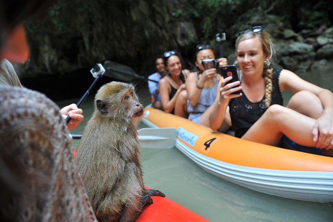 Full-Day Sea Canoe Trip from Phuket Including Lunch