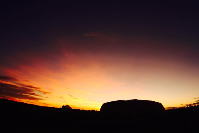 Ayers Rock with Kata Tjuta and Kings Canyon 4-Day Camping Tour
