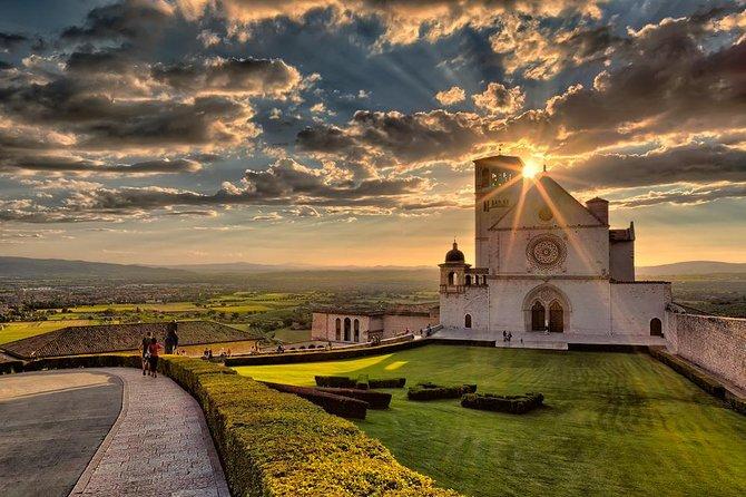 Privédaagse van Assisi vanuit Florence