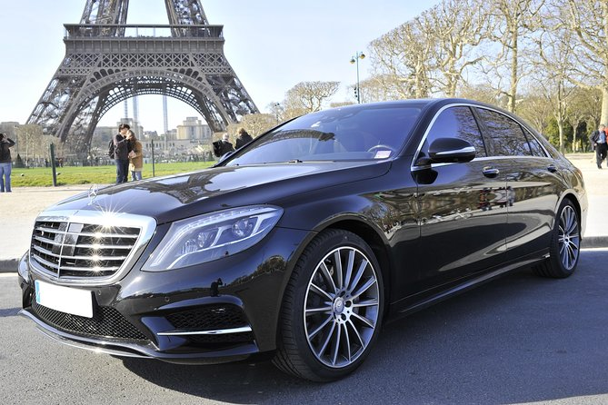 Halbtages-Privattour von Paris mit dem Auto