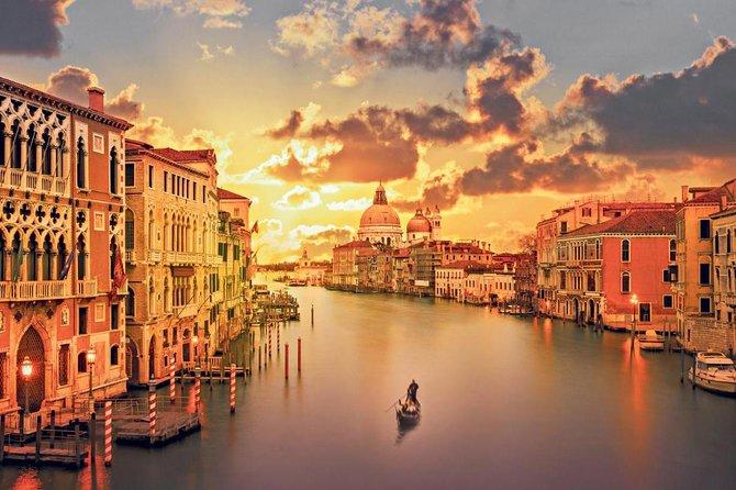 Private Water Transfer - Venice (VCE) - Venice Central Islands (1-6 people)