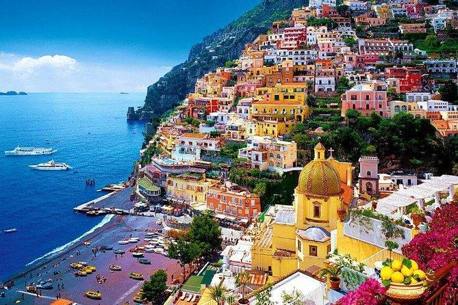 4 Day Italy Tour Sorrento Amalfi Capri And Positano