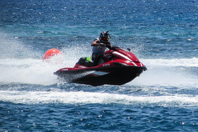 Abu Dhabi Jet Ski Rental for 1 Hour