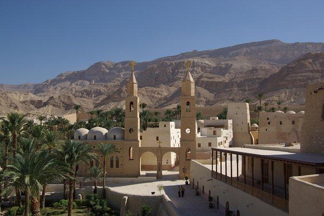2 days in Alexandria El Alamein and Wadi El Natrun