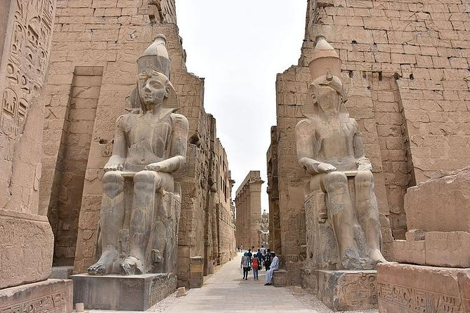 Private Tour to Karnak Temple and Luxor Temple from Luxor