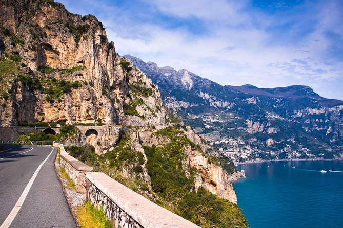 Daily Pompeii and Amalfi Coast Tour from Naples