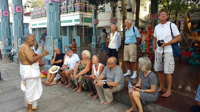 Mylapore Heritage Walking Tour with Breakfast