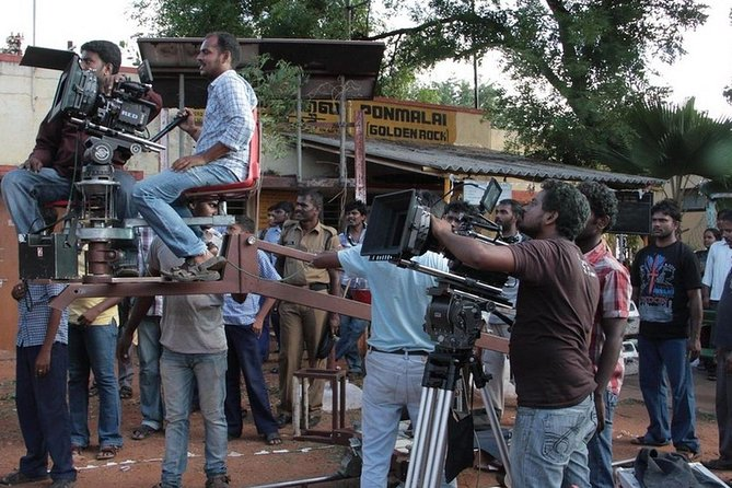 Kollywood tour about Tamil Movie making in Chennai