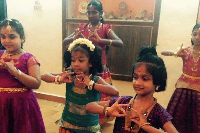Bharatnatyam classical dance experience in Chennai 2020