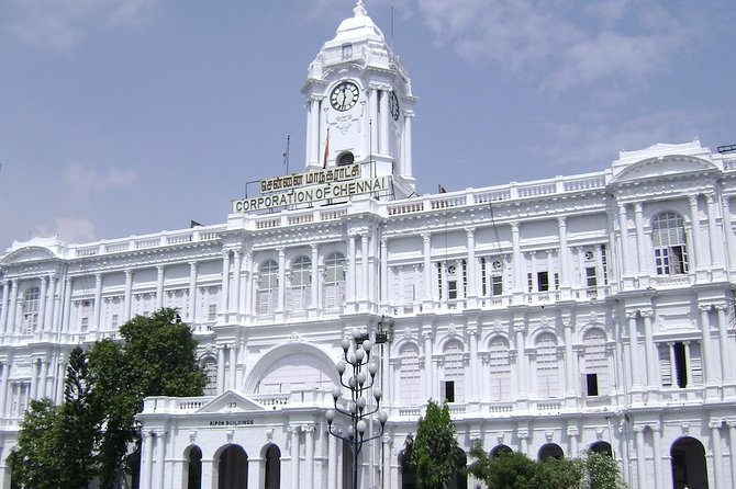 British Architecture Walk in Chennai