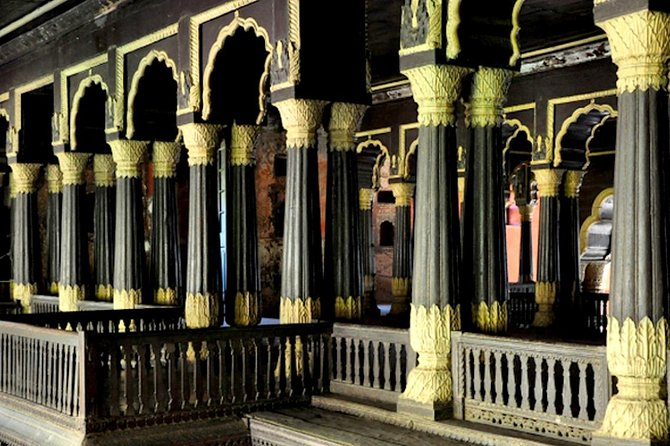 Legend of Tipu Sultan, a day tour in Bangalore