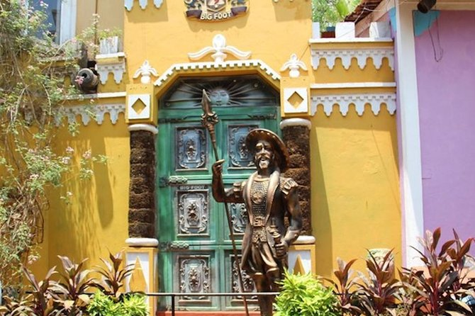 Museums of South Goa with guide and lunch