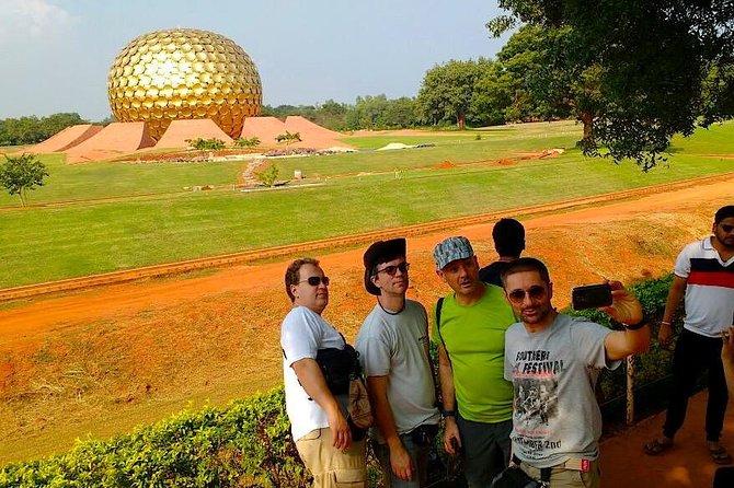 Viagem de um dia a Pondicherry saindo de Chennai