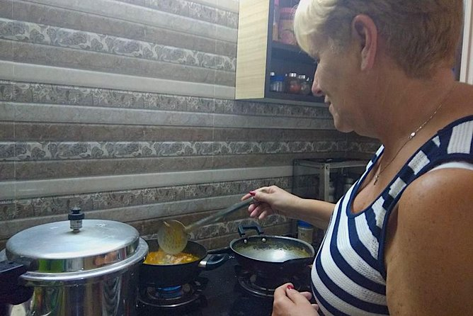 Learn to cook a South Indian meal in Chennai
