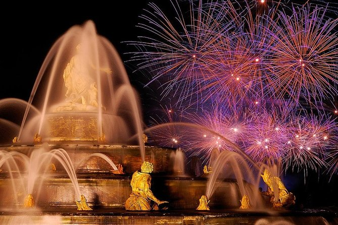 Exclusive Night at Versailles Palace with Fireworks and Fountains Show Including Dinner photo 1