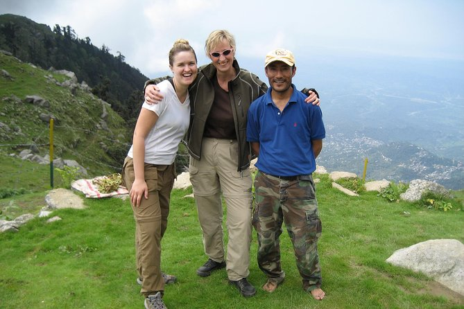 Hiking Day Tour to Triund from Dharamshala