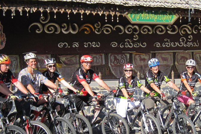 Biking Above Chiang Mai