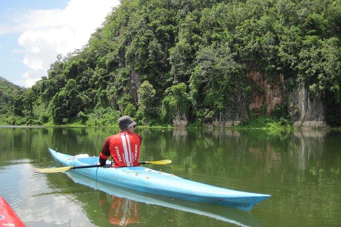 1-Day Sirilanna Lake Crossing by Kayak, Chiang Mai