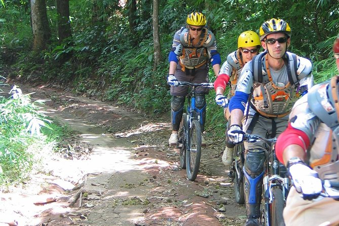 Full-Day Scenic XC Downhill Biking at Doi Suthep National Park in Chiang Mai