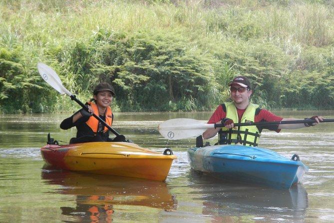 Full-Day Leisure River Kayaking into Mae Taeng Forest Reserve from Chiang Mai photo 1