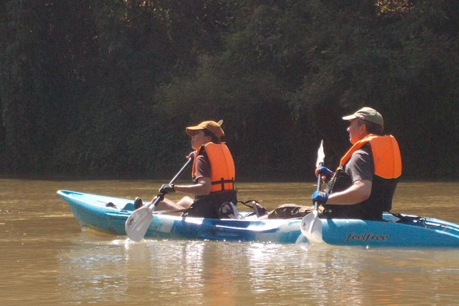 Full-Day Leisure River Kayaking into Mae Taeng Forest Reserve from Chiang Mai photo 8