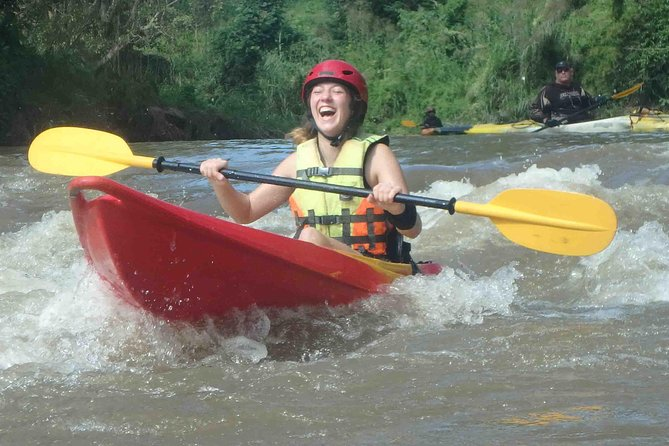 Full-Day River Kayaking Trip in Northern Thailand Jungle from Chiang Mai
