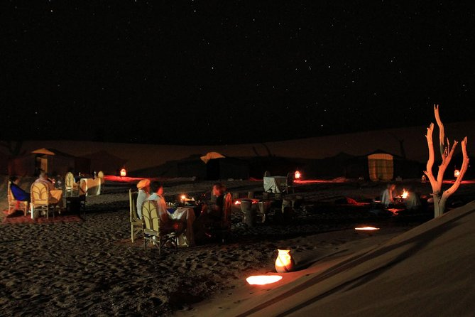 3-Day Private Morocco Desert Tour from Marrakech to Erg Chegaga Dunes