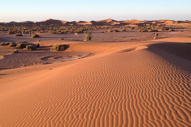 Private 6 Days Imperial Cities And Sahara Desert through the Atlas Mountains from Tangier