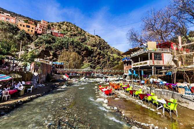 Full-Day Lake Takerkoust, Asni, and Ourika Valley Tour from Marrakech