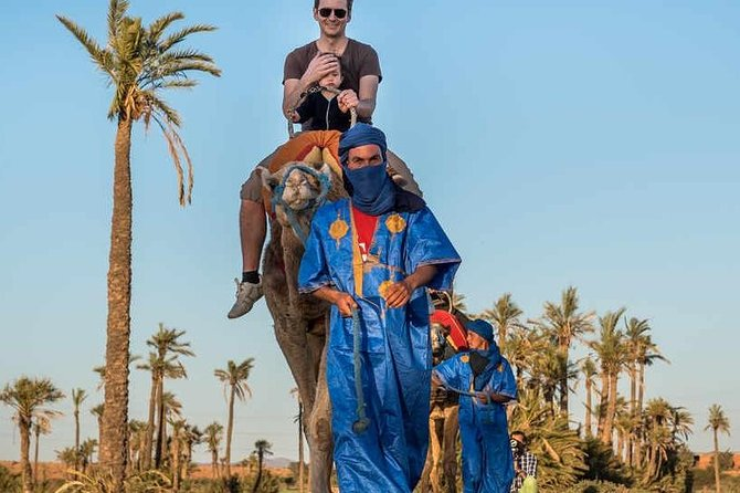 Marrakech Palmeraie Palm Groves and Desert Camel Ride photo 1