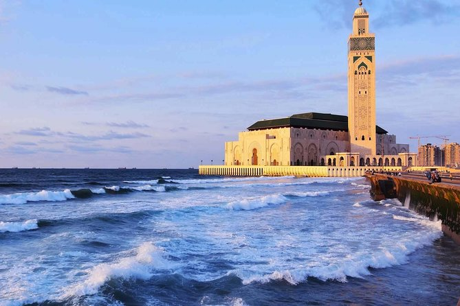 Casablanca and Rabat Private Full-Day Tour from Marrakech