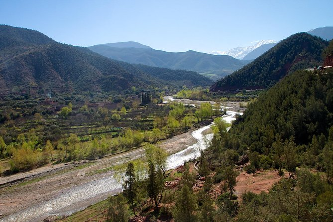 Private Day Trip to The valley of Zat and 7 sources From Marrakech