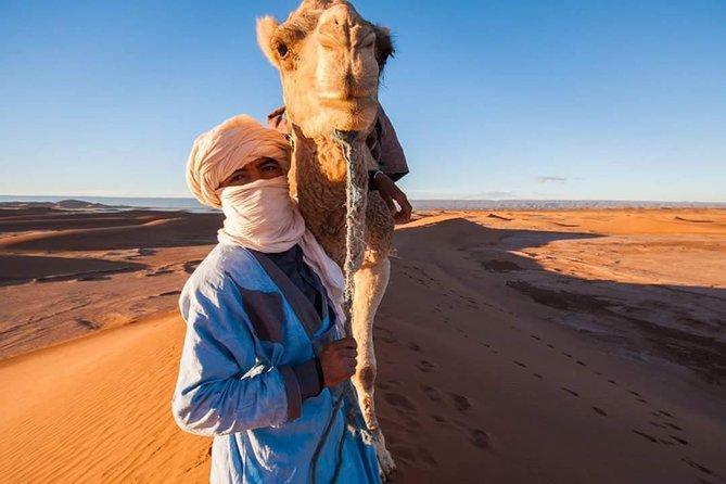 2 days Sahara Desert trip from Marrakech to Erg Chegaga Dunes