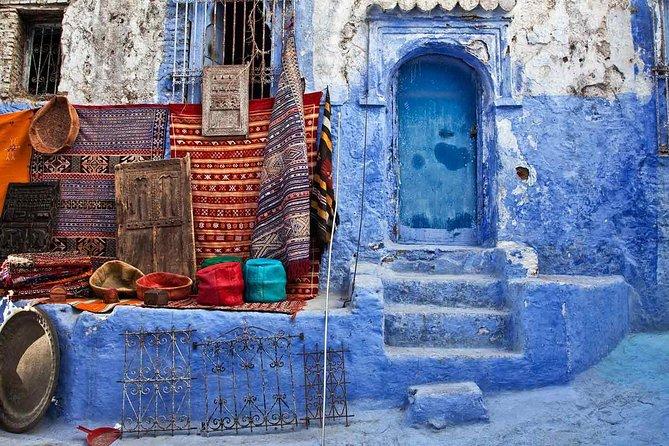 Tour From Tangier through Chaouen, Fes, Sahara Desert, Marrakech 4 Days 3 Nights