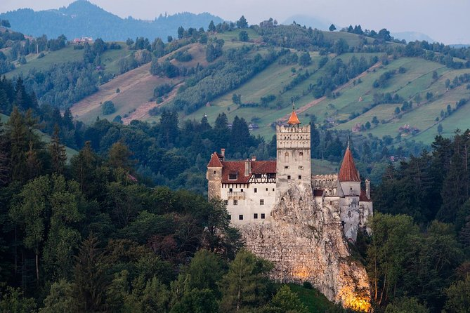 Magical Day Trip to the Two Famous Castles of Romania