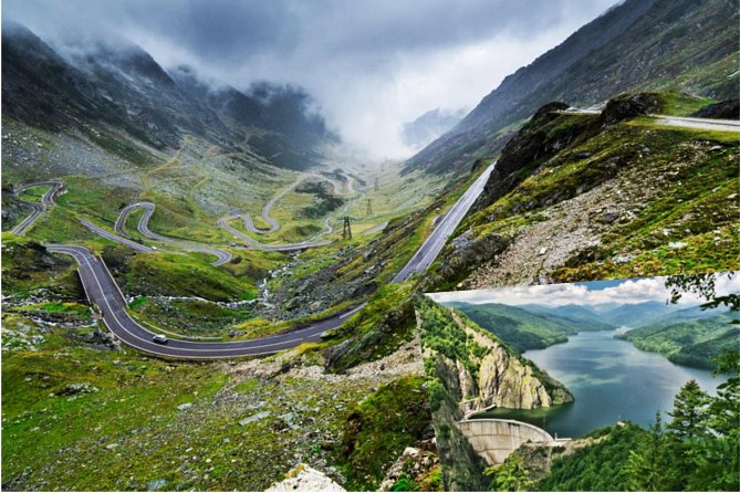Day Ride on the World's Best Road: Transfagarasan