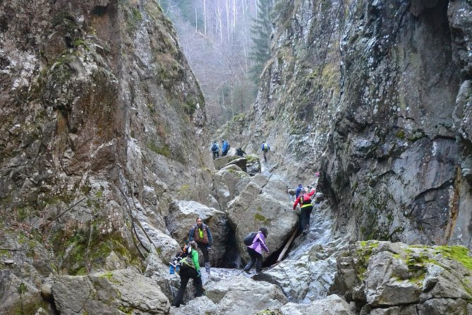 Private Day Trek in the Amazing Stan Gorges