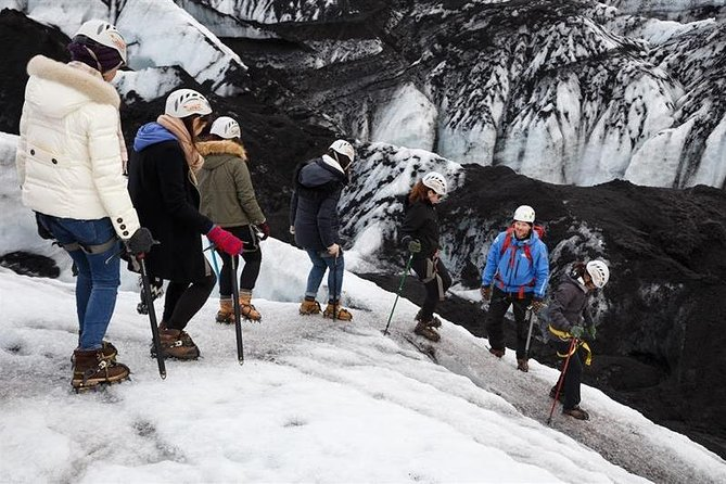South Coast Private Tour from Reykjavik with 2 hours of hiking on a Glacier