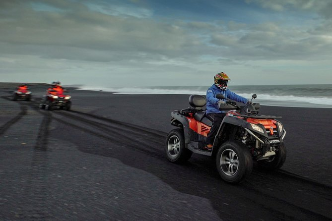 Quad Bike Tour on Black Lava Sands photo 1