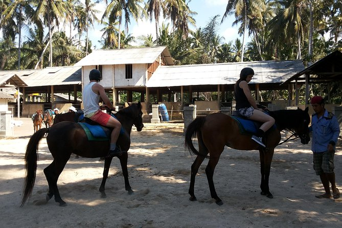 Bali Beach Horse Riding and Hidden Canyon Tour photo 7