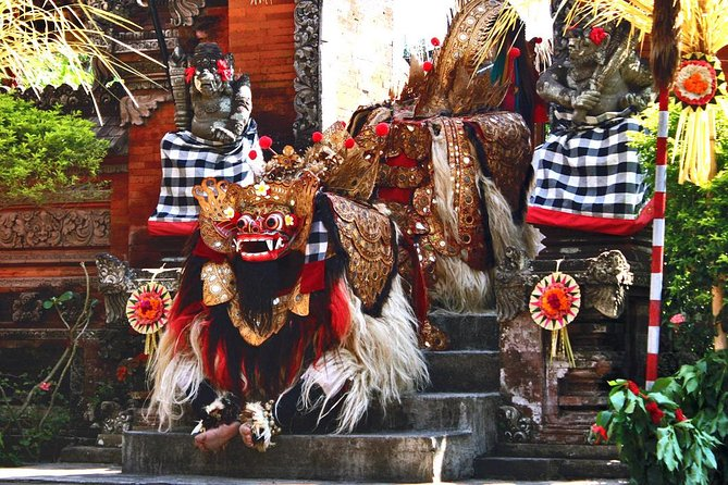 Private Ubud Day Trip : Barong Dance and Monkey Forest Experience