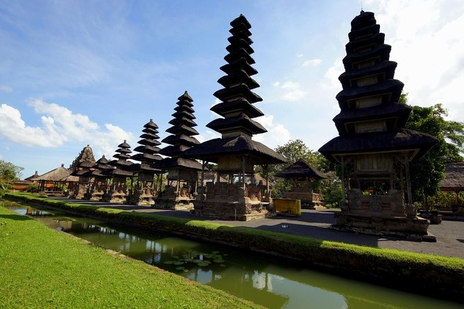 Private Tour: Half Day Pura Taman Ayun Temple Including Sunset Tanah Lot